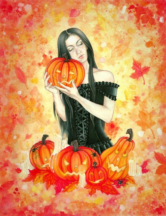 Dear Halloween, by Catalina Estefan.