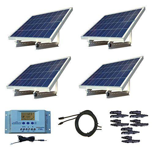 Solargreenhouse Solar Generator Diy Solar Panels Solar Panels Roof