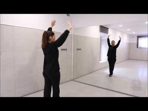 Video 5 Tutorial Aprender A Bailar Sevillanas Brazos Y Manos Curso Online Academia La Chana écija Youtube Moda Flamenca Sevillana Baile