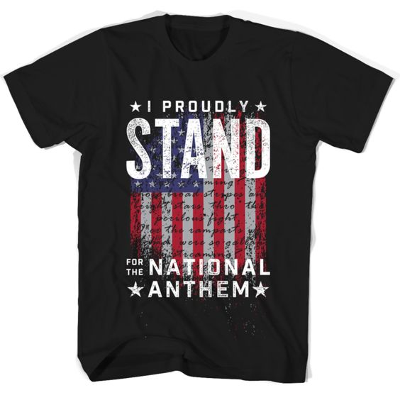 I Stand for the Anthem