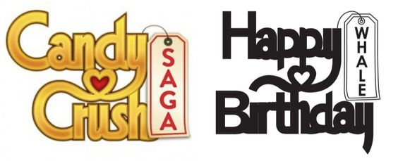 logos fonts and birthday cakes on pinterest