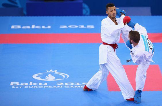 """KARATE DAVID: Matías Gómez: """"El karate fue clave en mi desarrollo personal"""""""