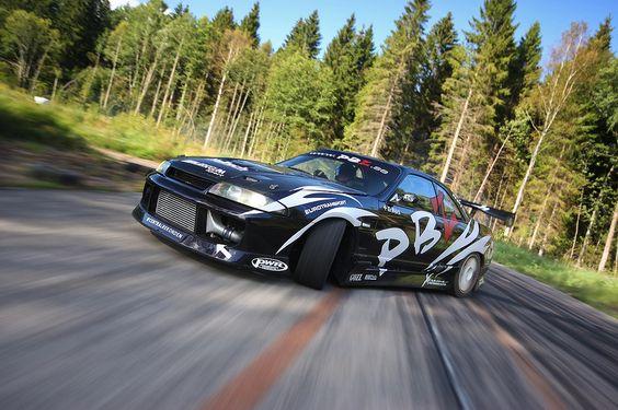 Nissan Skyline R33GTS