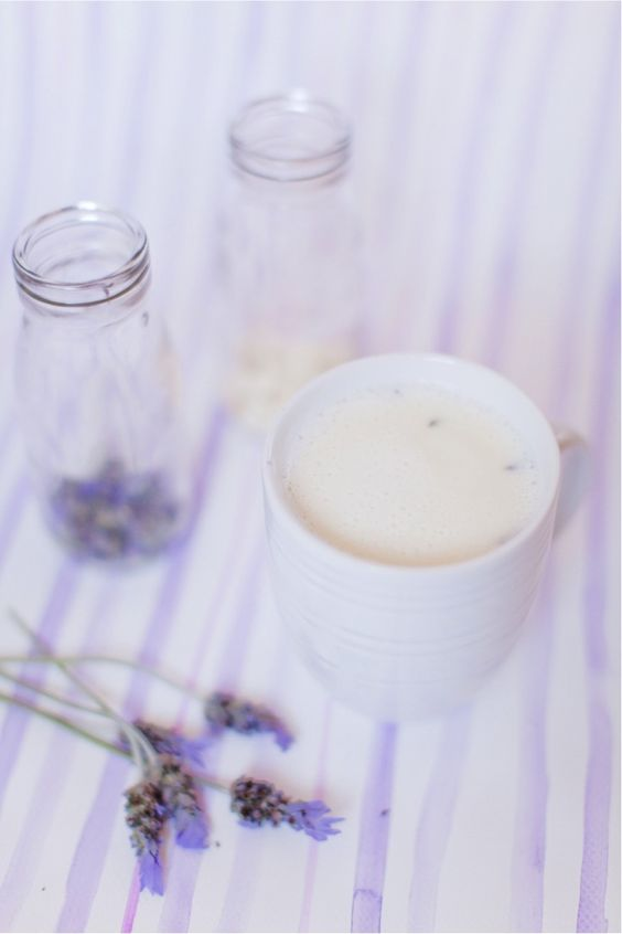 Lavender white hot chocolate | Hot Chocolate, Lavender and Chocolate