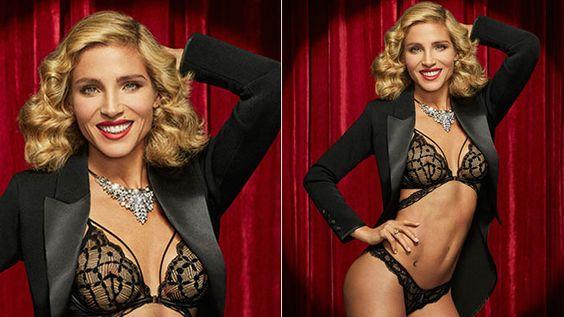 Una maestra de ceremonias ultra sexy: las fotos de la campaña más 'hot' de Elsa Pataky