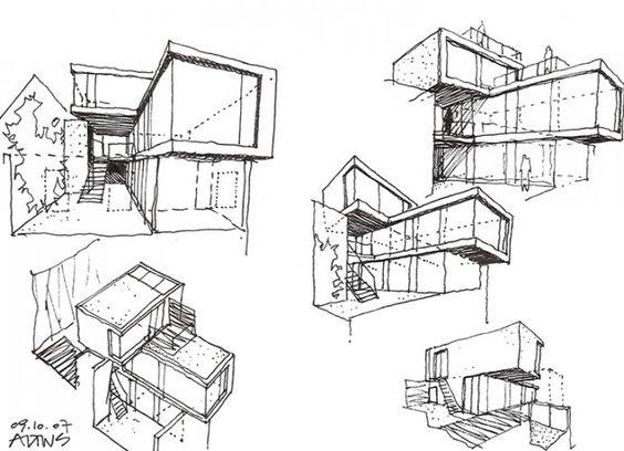 Architecture Design Concept Sketches concept sketch: photo | sketches | pinterest | sketches