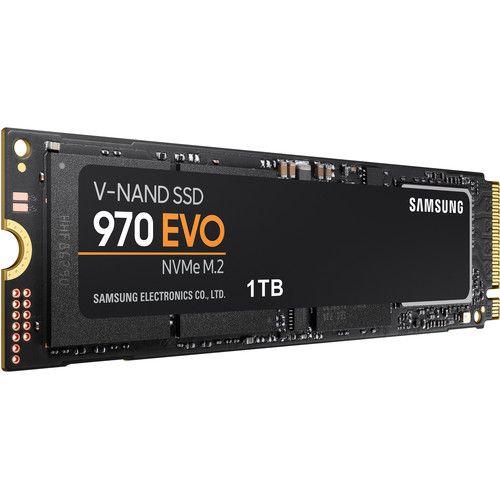 Samsung 1tb 970 Evo Nvme M 2 Internal Ssd In 2020 Evo Ssd Samsung