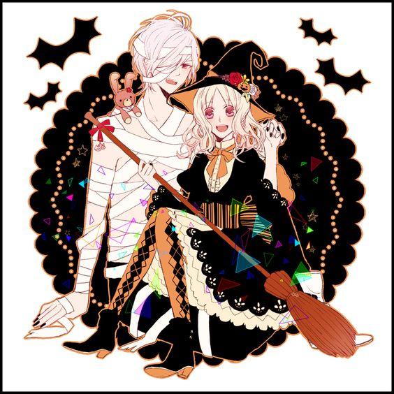 Tags: Pixiv, Xsxfxhx, Diabolik Lovers ~Haunted dark bridal~, Sakamaki Subaru, Komori Yui