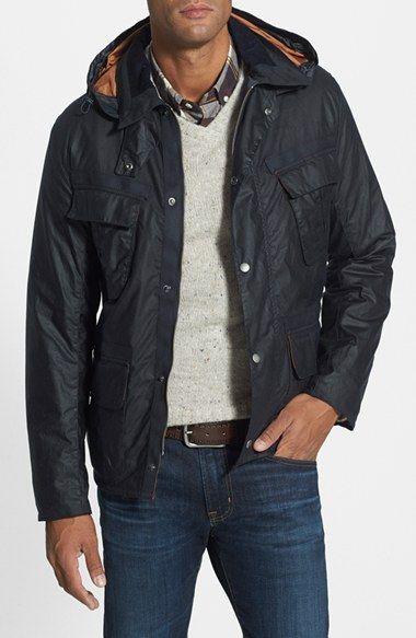Barbour Mens Waterproof Jacket