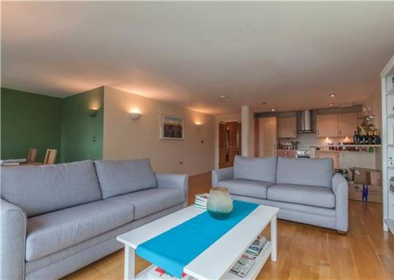 Two double bedrooms Water views Offered unfurnished Available immediately Underground parking
