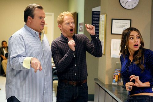 Modern Family (ABC)  Premieres: Wednesday, Sept. 26 at 9/8c    Where We Left Off: Cam and Mitchell missed out on a chance to adopt a new baby, but — surprise! — Gloria discovered she was pregnant! Meanwhile, Haley got into college!    What's Next: Season 4 opens with the rest of the family learning about Gloria's big news. Naturally Jay will be a little stressed out about being a father again, and poor Cam and Mitchell will be sad/jealous that their wait for a second child continues. The big…