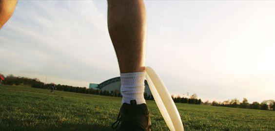 Ultimate Frisbee Training Program