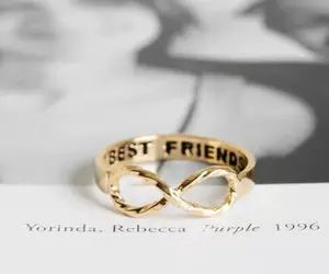 Rings – Best Friends Infinity Ring