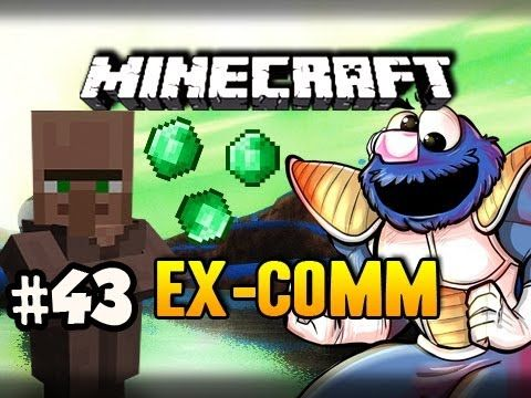 WHAT A DEAL! - Minecraft: Ex-Comm Dragon Ball Z Mod w/Nova, SSoHPKC & Slyfox Ep.43