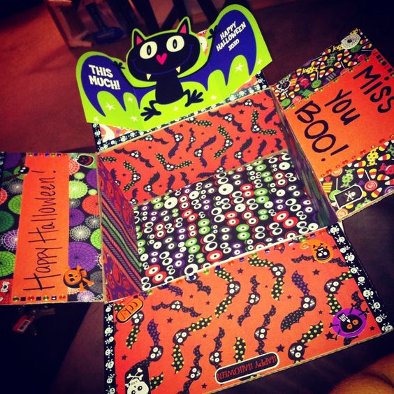 Halloween carepackage! #deployment #army #carepackage  It's almost that time of year!  Get those packages ready - MilitaryAvenue.com