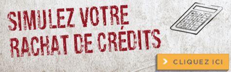 Simulation Rachat Credit Creatis Refinancement A Bas Taux D