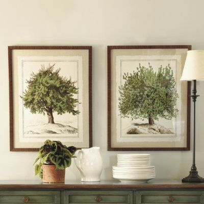 love these and all botanical prints from ballard