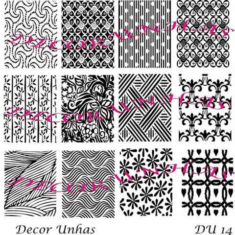 Decor Unhas DU14