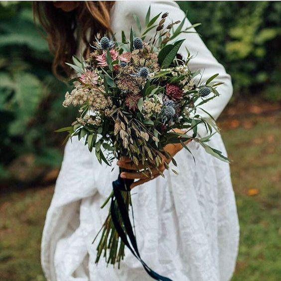 CHECKLIST: O meu ramo de noiva 1