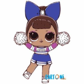 Sis Cheer L Sis Cheer Lol Doll Munecas Lol Lol Munecas