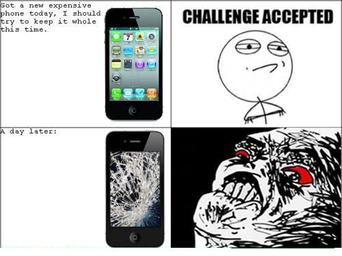 challenge accepted troll face | challenge accepted comic ...