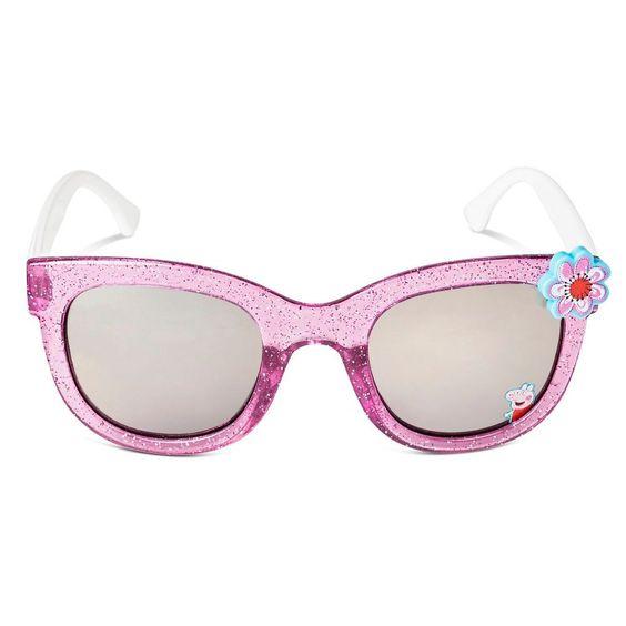 Nickelodeon Peppa Pig Toddler Girls' Oval Sunglasses Pink, Toddler Girl's