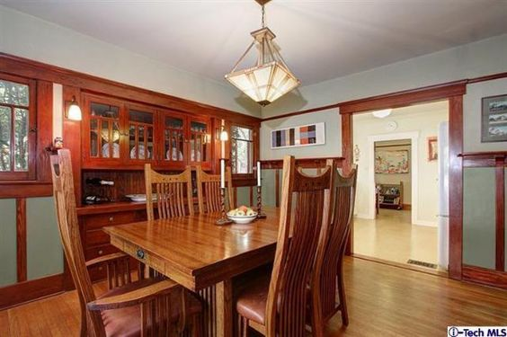 1914 california bungalow living room pasadena ca price for The family room pasadena