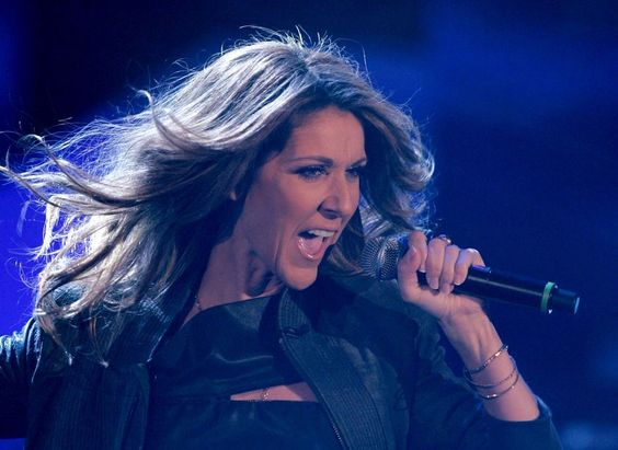 CELINE DION    Near, far, wherever you are  I believe that the heart does go on