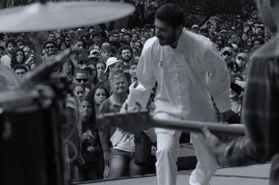 Criolo show - São Paulo - 2011