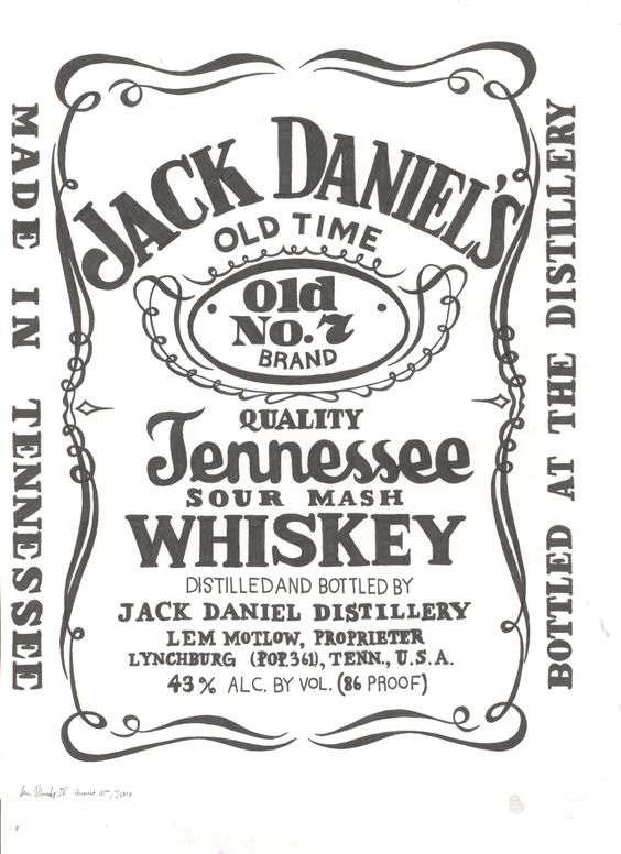 Jack daniels logo stencil google search cam o for Pochoir jack daniels