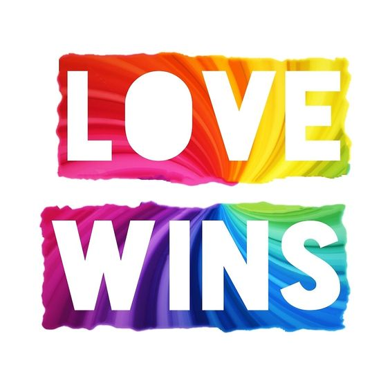 "Love Wins"" by bexterblue 