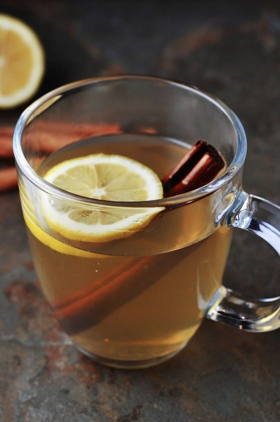 If your parents are Scottish or Irish, chances are they made this for you on cold nights, but with whisky rather than rum. You can use either, but rum is just that little bit sweeter. Get the recipe.