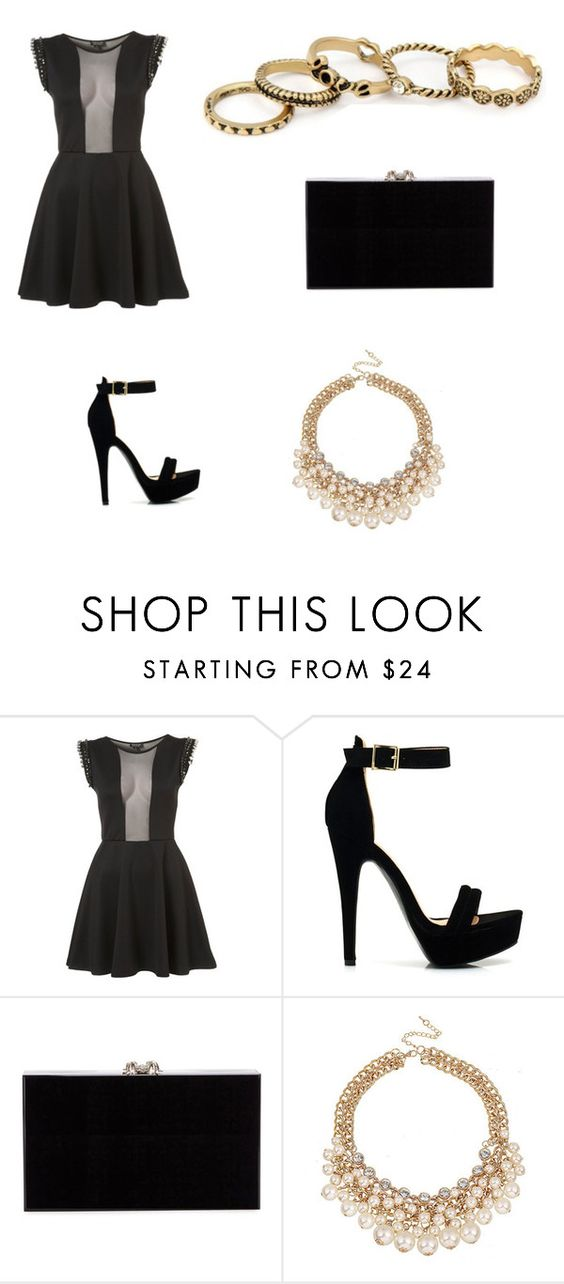 """""""Disco"""" by corazzachiara ❤ liked on Polyvore featuring Charlotte Olympia"""
