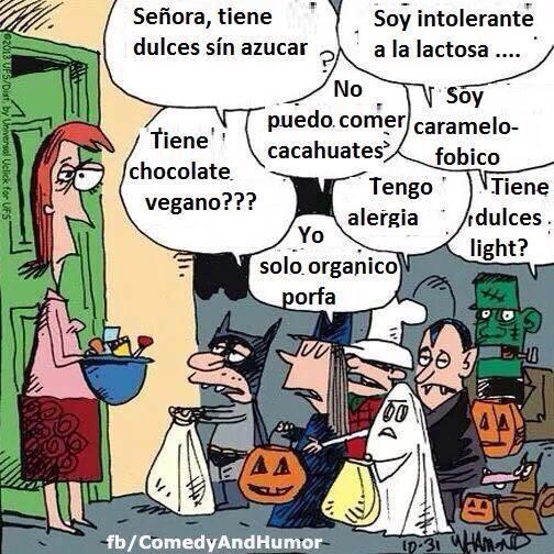 """José M López Nicolás on Twitter: """"Halloween nutricional https://t.co/uSMCYovEve https://t.co/tUXTVRCn2A"""""""
