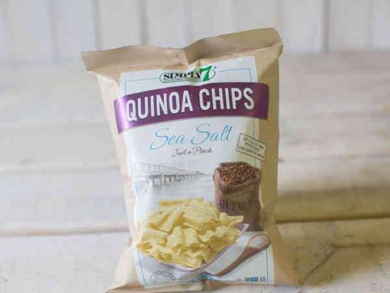Get to know our third ingredient and partner, Simply7 Quinoa Chips! Made using natural raw vegetable, fruit, grain, and legumes as ingredients!