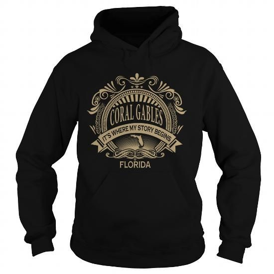 Cool #TeeForCoral Gables New Design - Coral… - Coral Gables Awesome Shirt…
