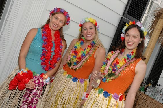 hula girls Picture