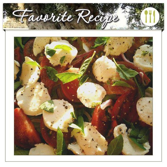 Calling all salad lovers! It doesn't get easier or more elegant than this. Check out our latest Favorite Recipe, the Torn Basil, Heirloom Tomato, and Mozzarella Fresca Salad. Fresh basil, healthy arugula, satisfying mozzarella, and, of course, our delicious Olive Oils and Balsamic Vinegars. This recipe calls for our sweet and tart Blenheim Apricot White Balsamic Condimento and your choice of Ultra Preimium Extra Virgin Olive Oil. Savor summer just a little longer with this refreshing salad.