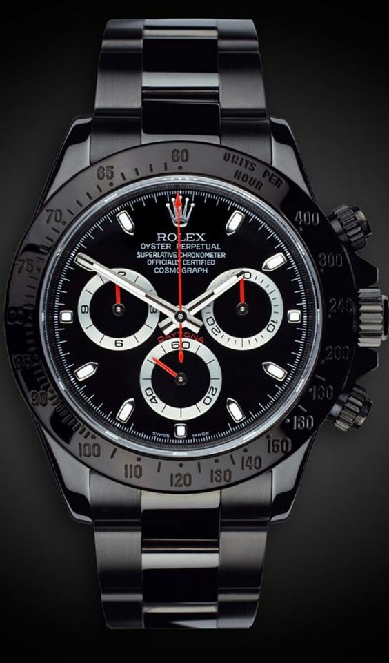 Rolex Exquisite -Mens watch http://www.thesterlingsilver.com/product/movado-mens-black-ip-steel-bracelet-case-swiss-quartz-grey-dial-chronograph-watch-3600277/