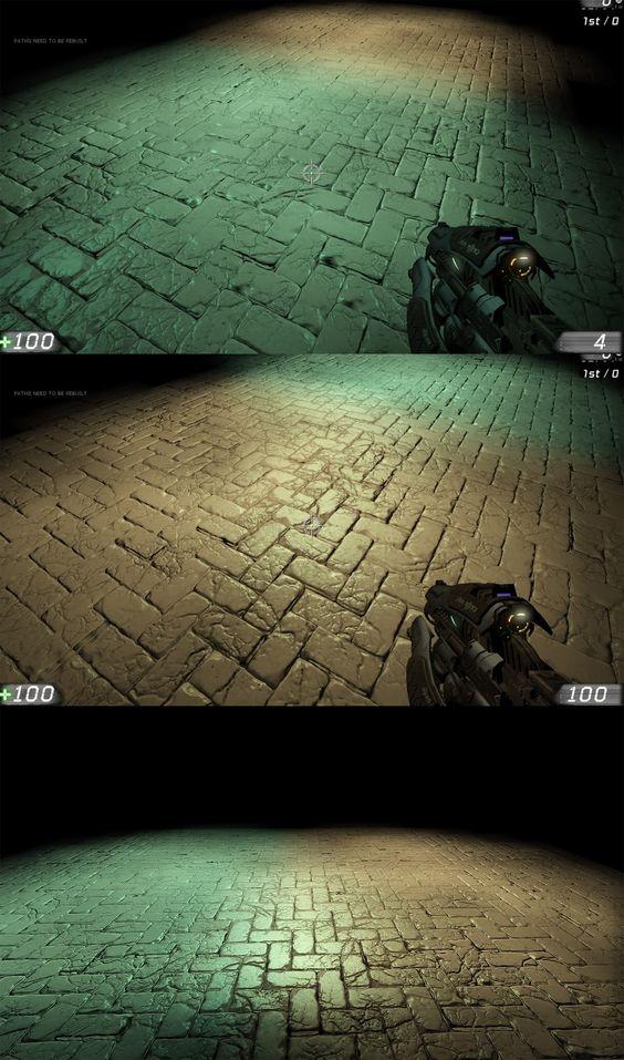 Tileable Floor in Unreal Engine - Polycount Forum