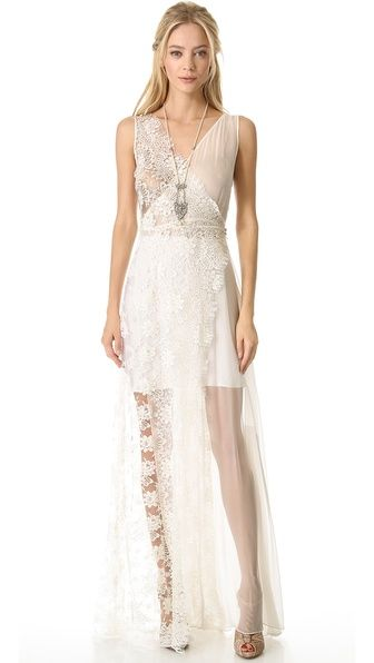 Love, Yu Escape Gown $3000 at shopbop