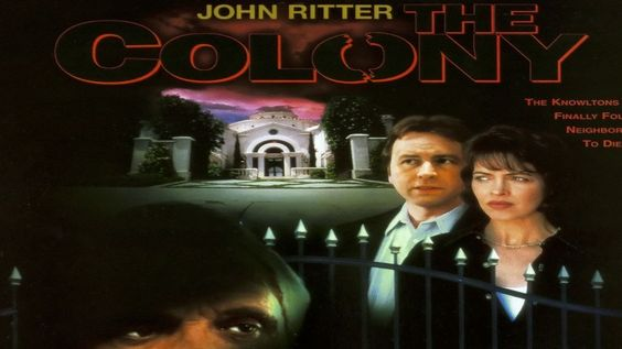 The Colony (1995) John Ritter TV Movie HD720p