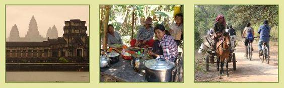 Siem Reap Cycle Tour 4D3N