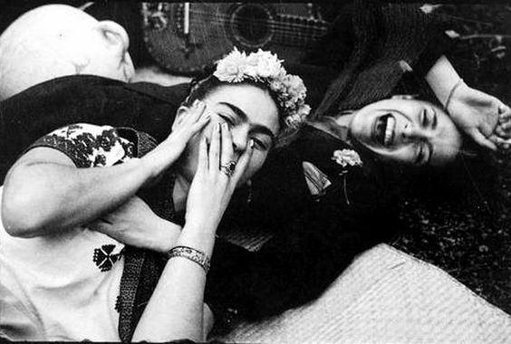 Frida Khalo-Tina Modotti