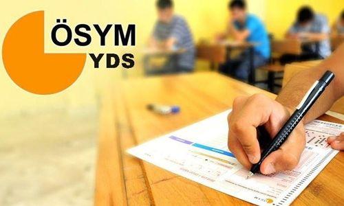 2018 YDS (İlkbahar) Sınav Başvuruları Başladı!