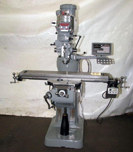 mini bridgeport milling machine