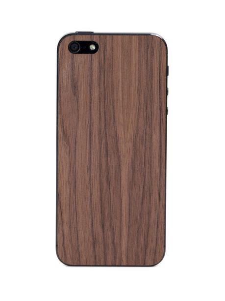 Lazerwood - Walnut iPhone 5 Cover | VAULT