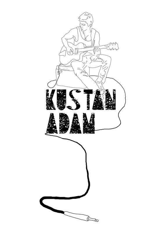Poster Adam Kustan