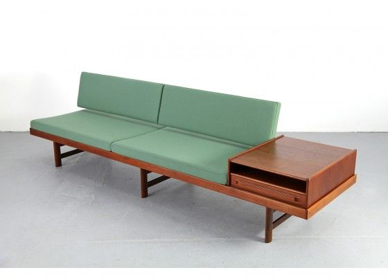 Modular Teak Sofa from Karl Sorlie & Sonnar 5