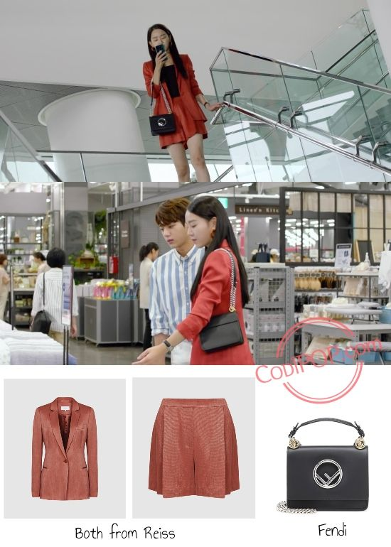 Angel S Last Mission Love Episode 14 Fashion Shin Hye Sun Look 2 Codipop In 2020 Fashion Kpop Fashion Outfits Drama Clothes